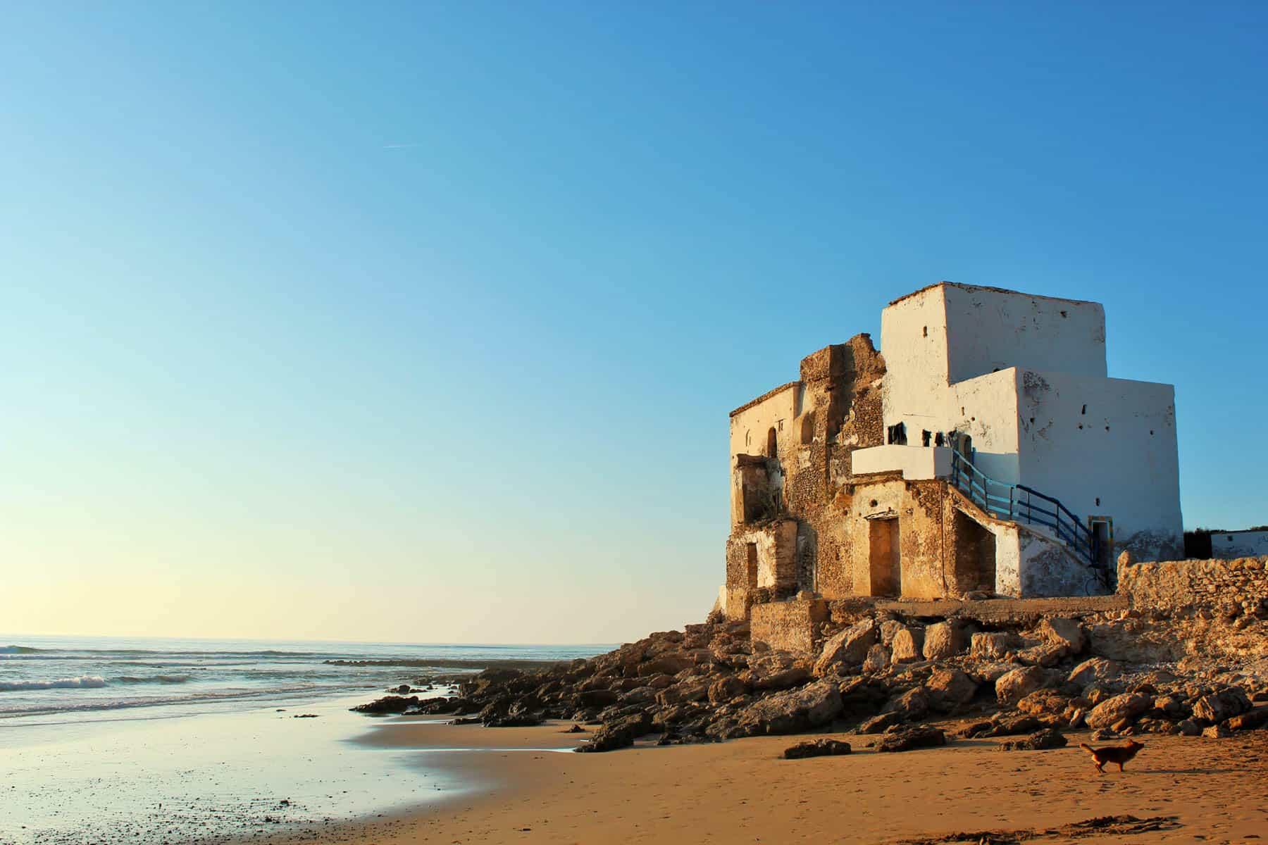 viaje a ESSAOUIRA desde nuestro surf camp en Marruecos