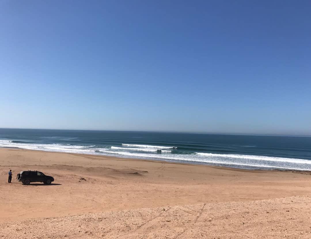 el mejor spot de surf en blue waves