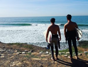 best waves morocco