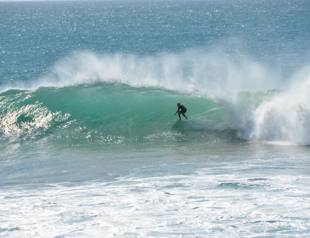 blue waves grandes olas en anza