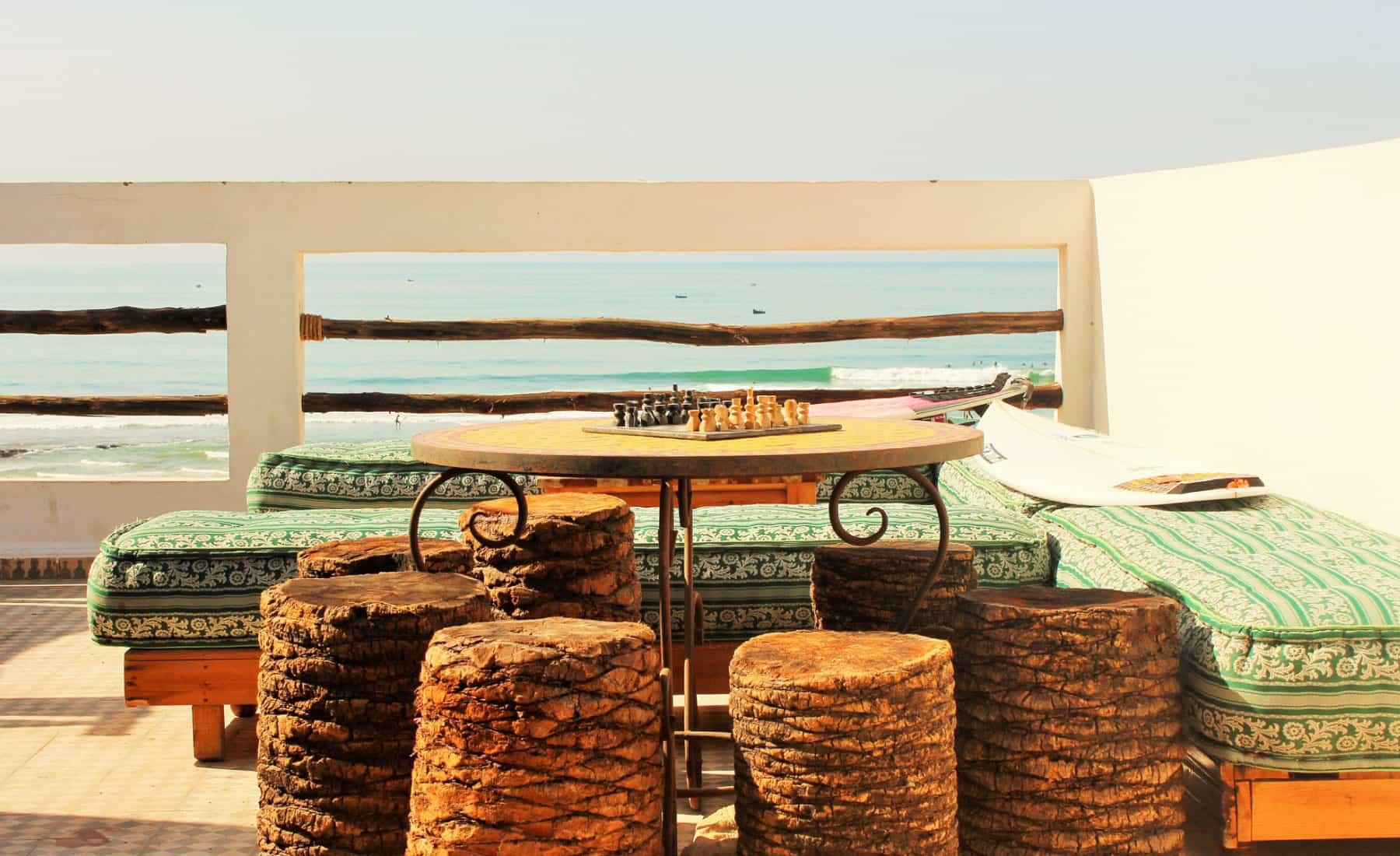 surf camp terraza de blue waves