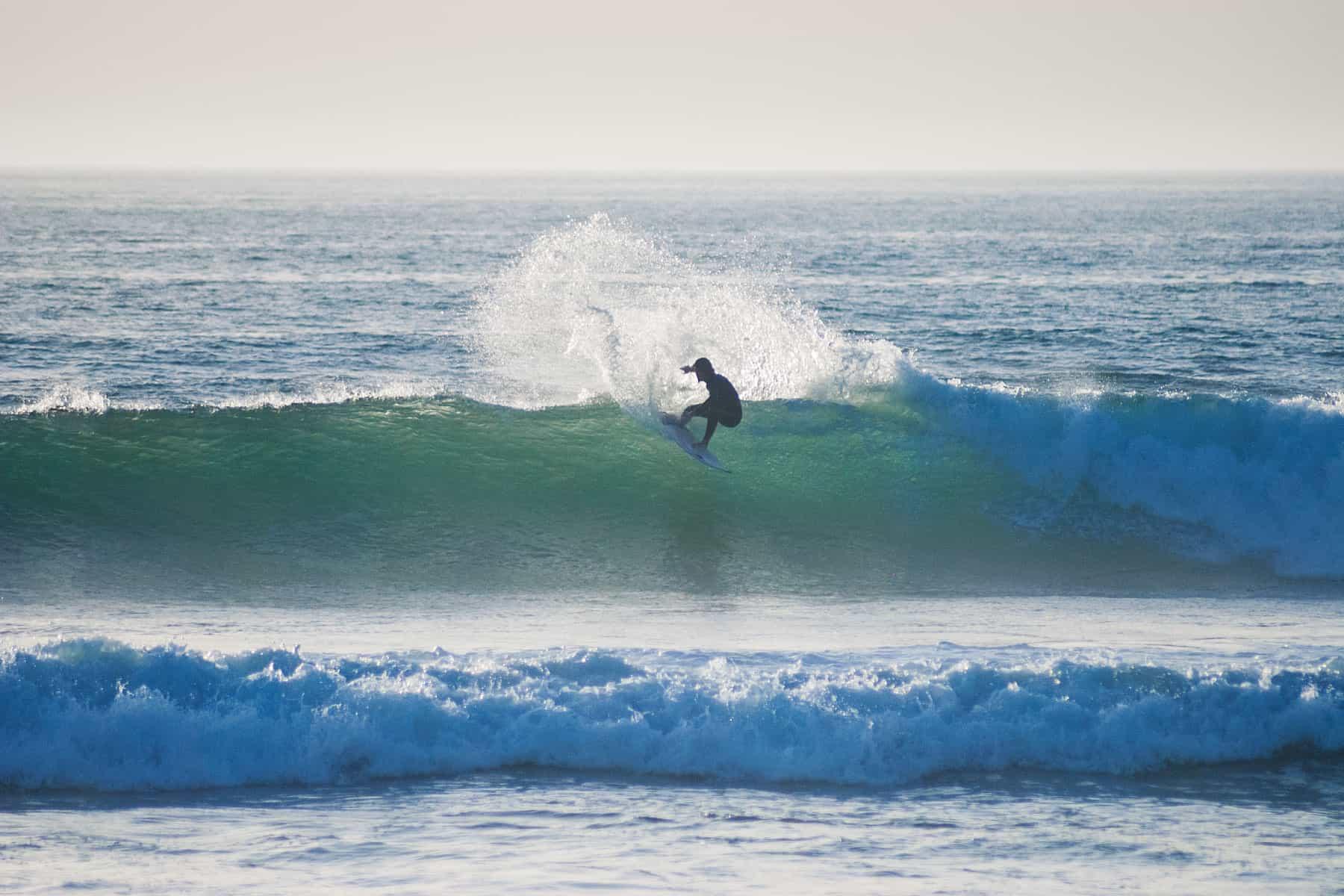 SURFERS B&B en nuestro surf camp Blue Waves