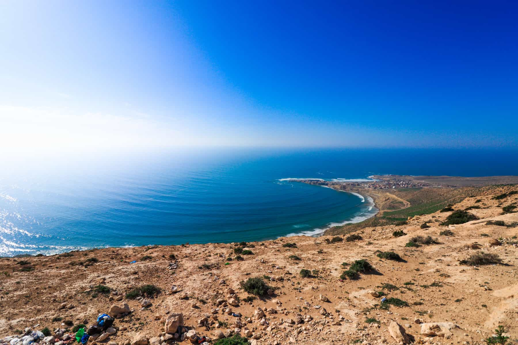 imsouane surf guiding blue waves marruecos