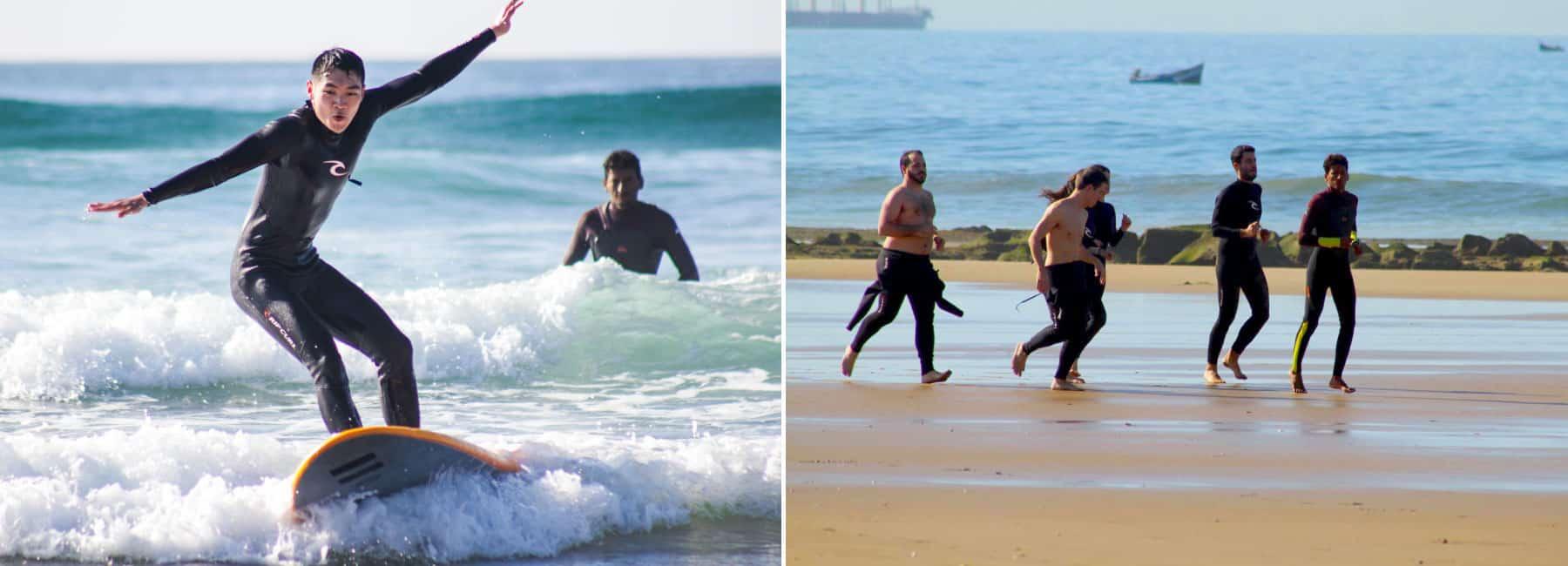morocco surf lessons anza