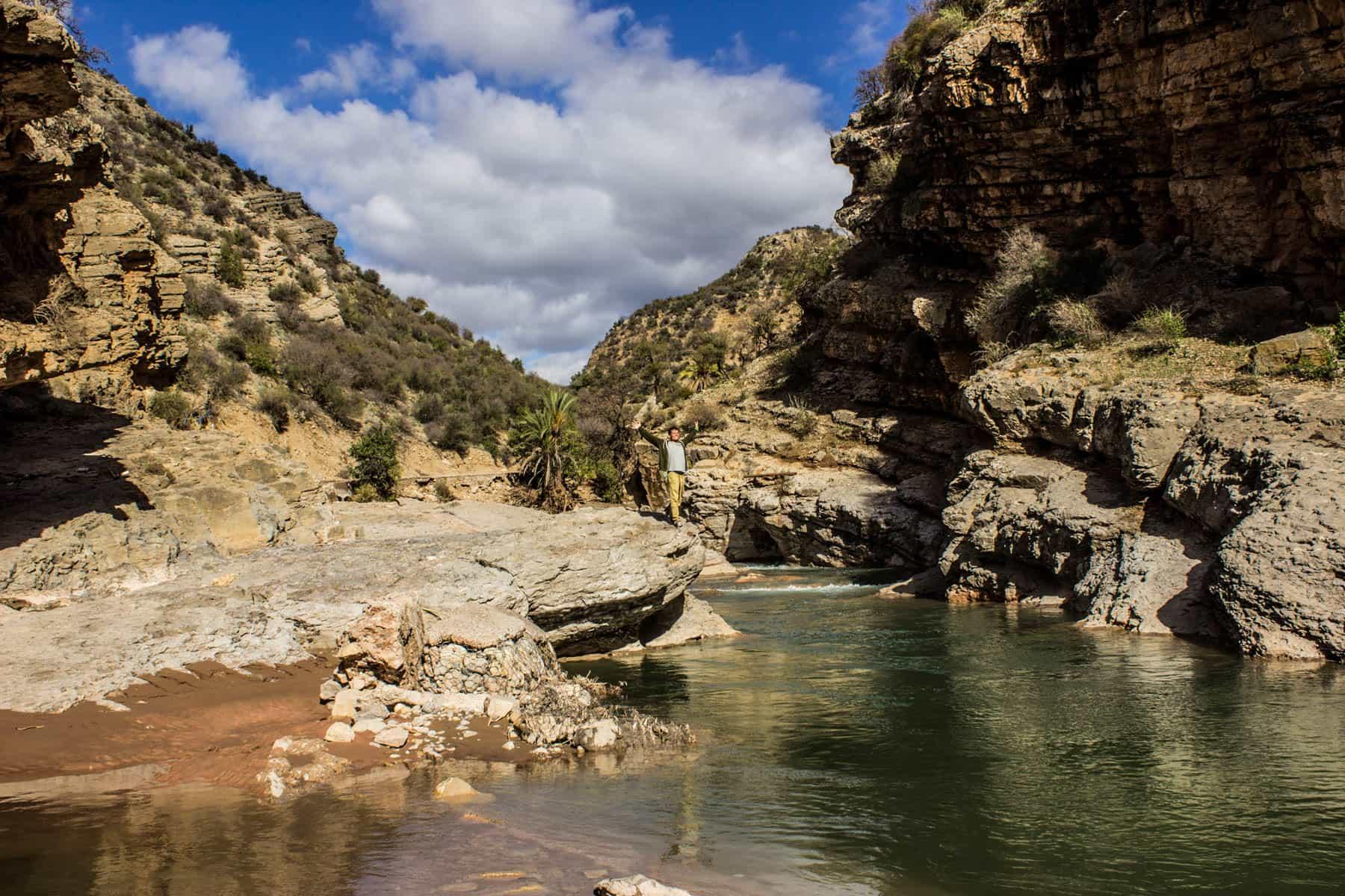 activités Blue Waves Paradise Valley Rocks