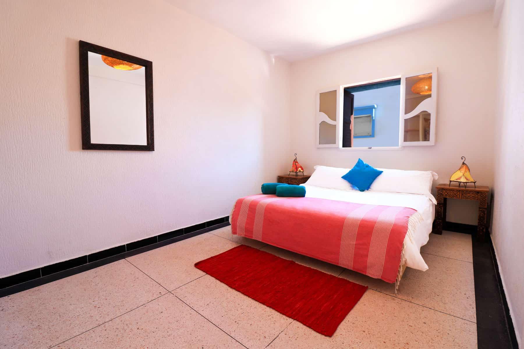 blue waves habitación privada anza
