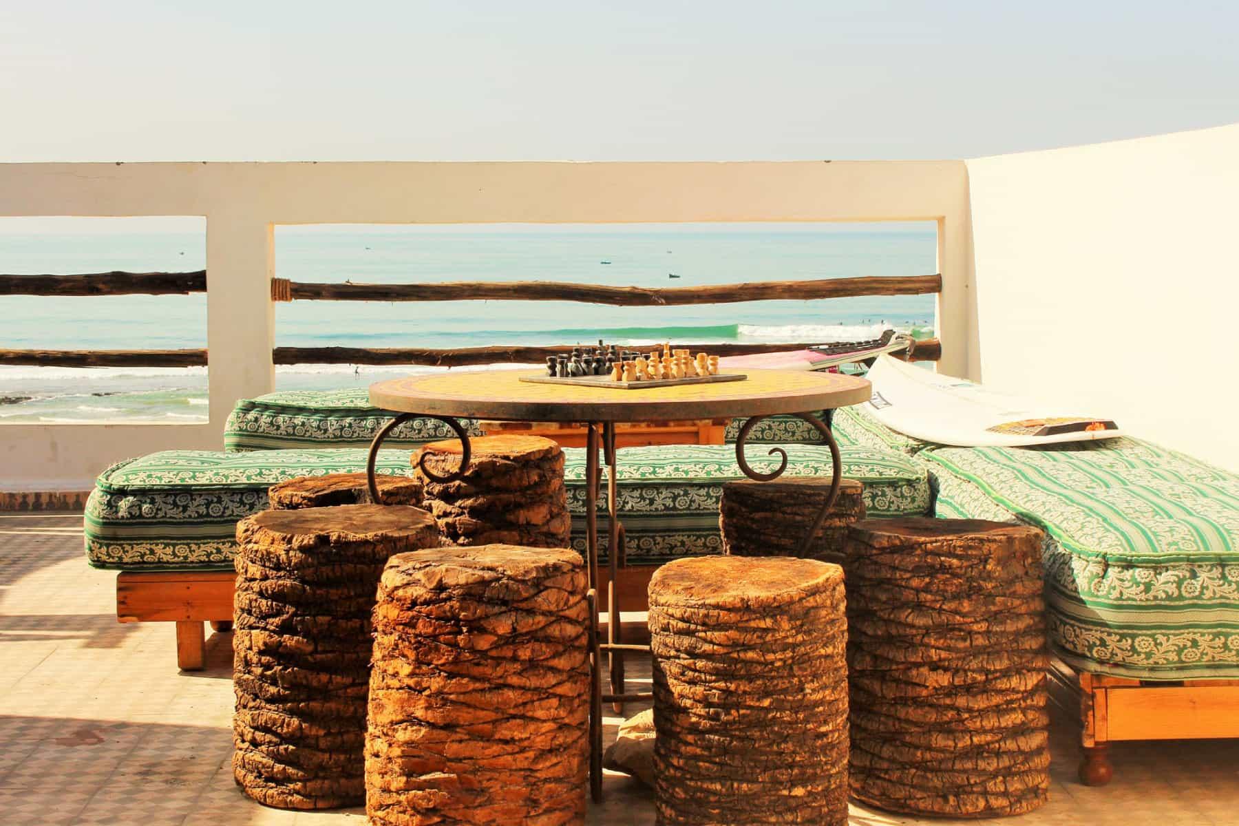 SURF HOUSE ANZA AGADIR MOROCCO