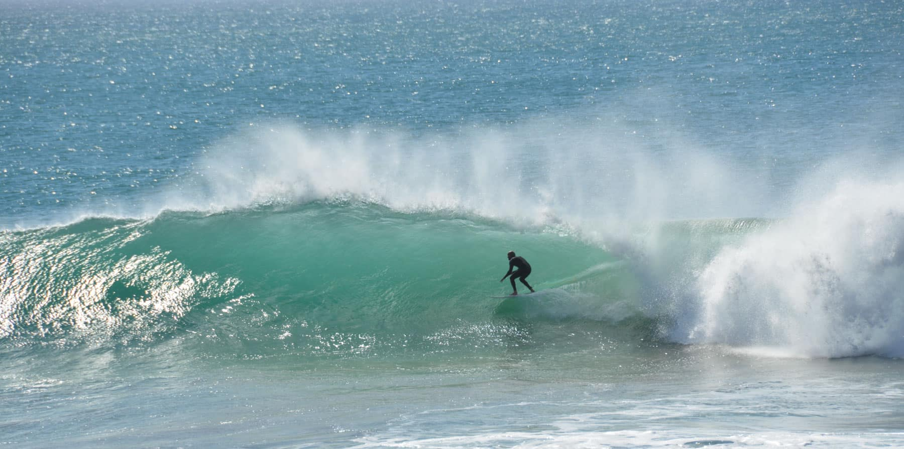 surfing in anza morocco