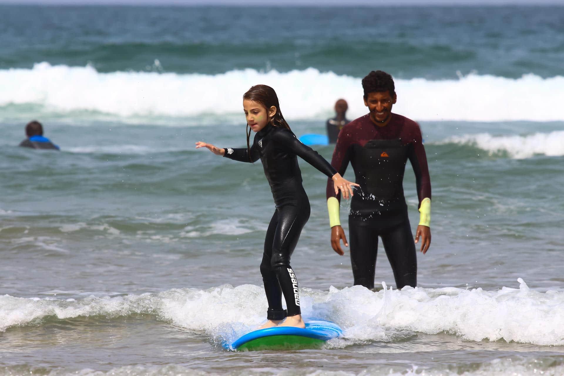 blue waves surf school