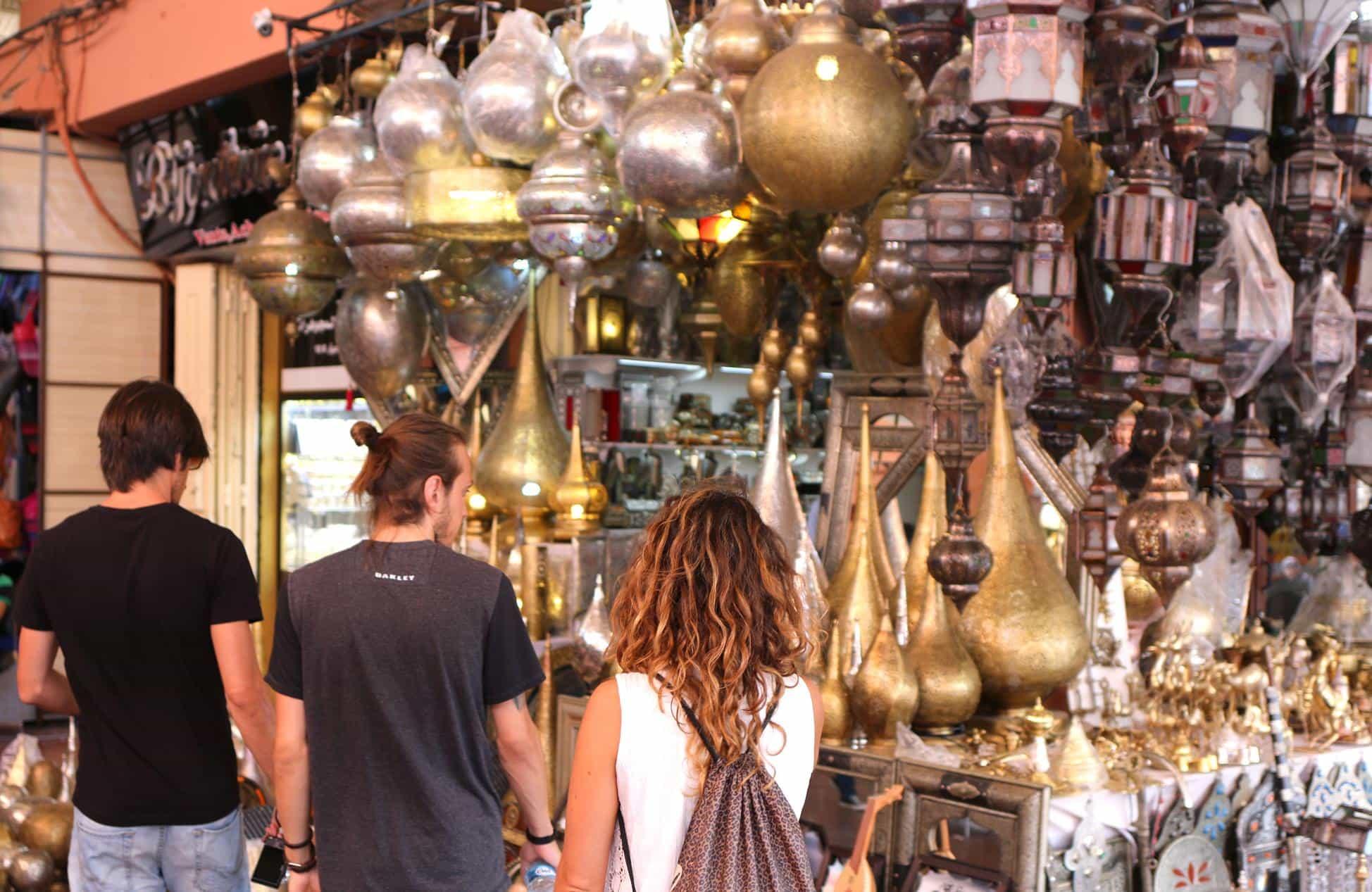Traditional Market Agadir