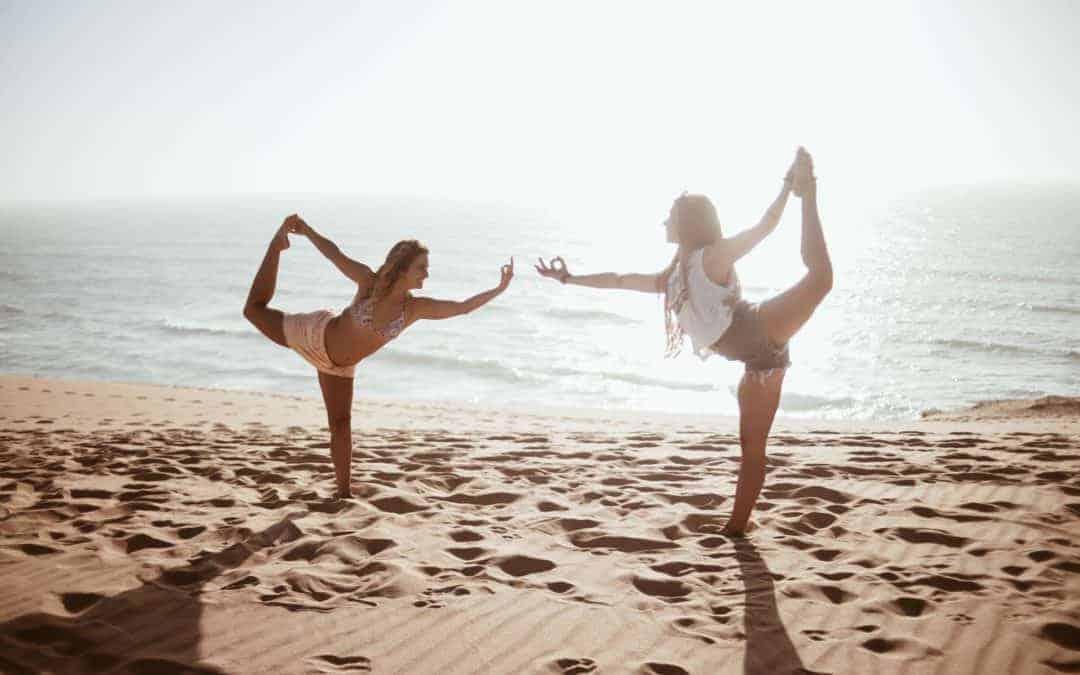 Surf and yoga: a common denominator
