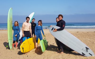 Team Surf Lessons