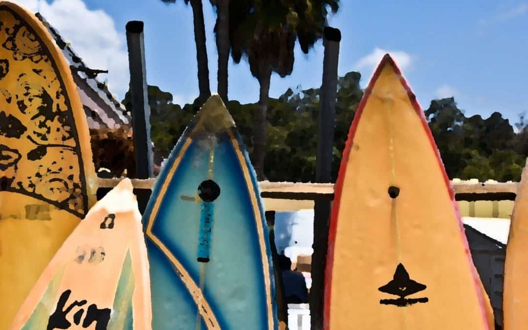 the 6 most famous surfers