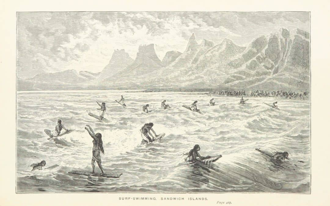 From Polynesia to Hawaii: a look at the history of surfing