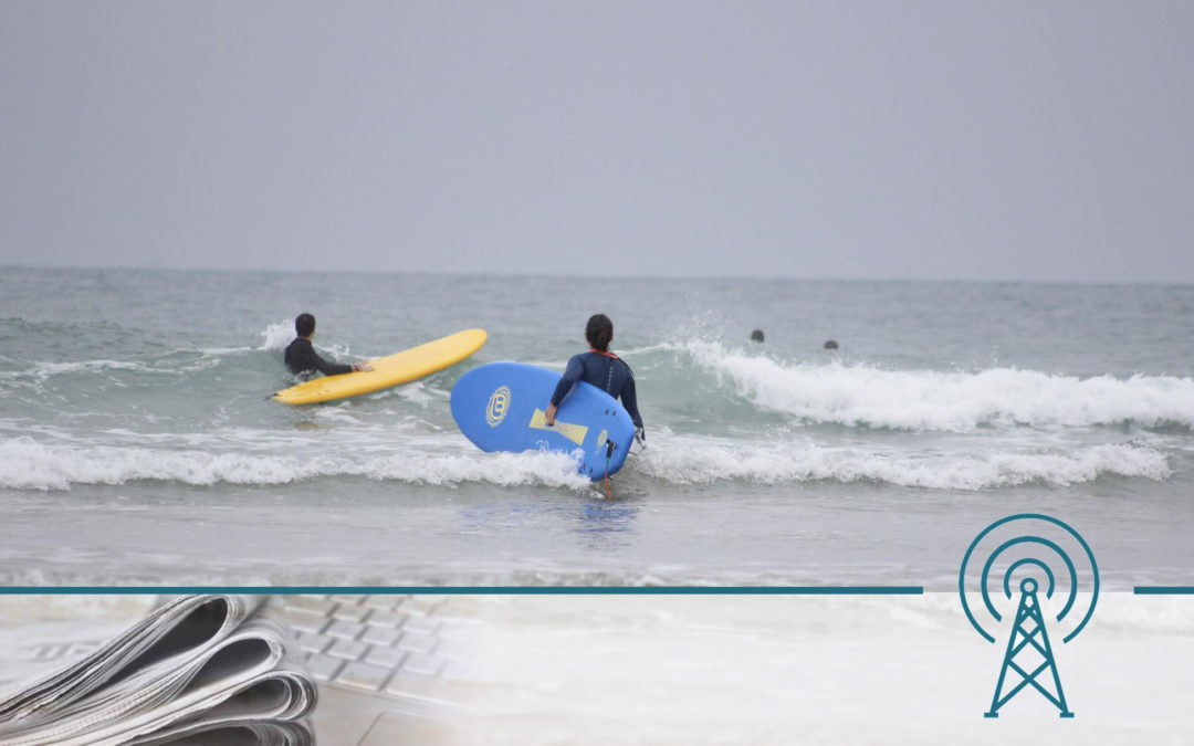 Surf's Up: exploring surfing in mass media