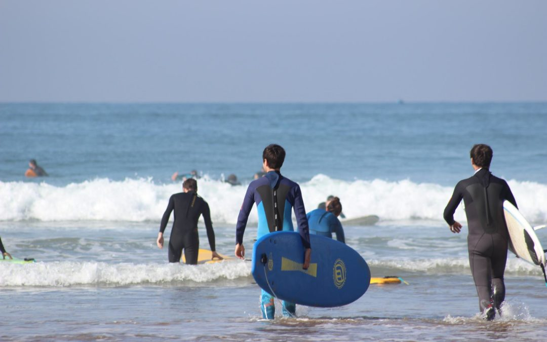 Surf tips and techniques