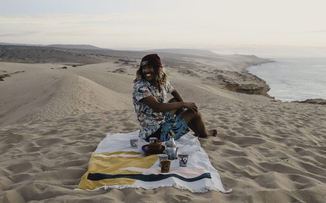 – INTO THE DESERT –